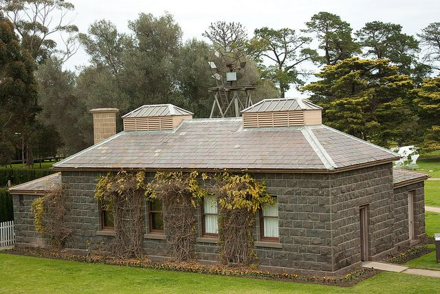 Werribee Mansion Laundry European Architecture Colonial House Mansions
