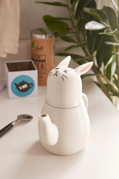 Rabbit Tea For One Set - Urban Outfitters