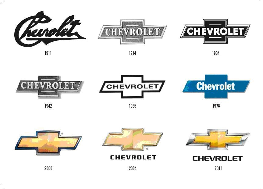 The Life And Times Of The Chevrolet Logo Chevy Trucks Car Logos
