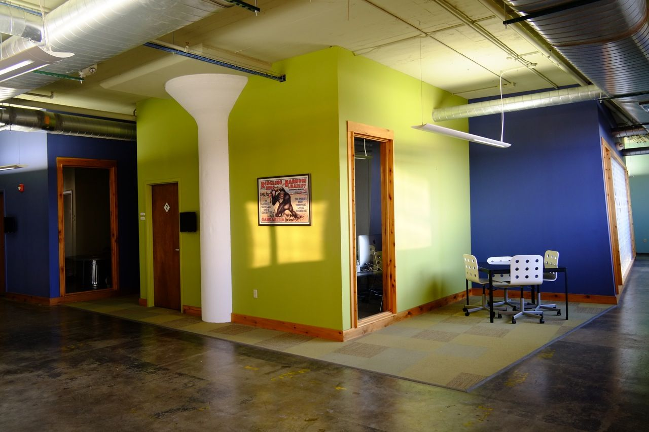 Office Tour: Sparkbase Moved, Check Out Their New Office Space ...