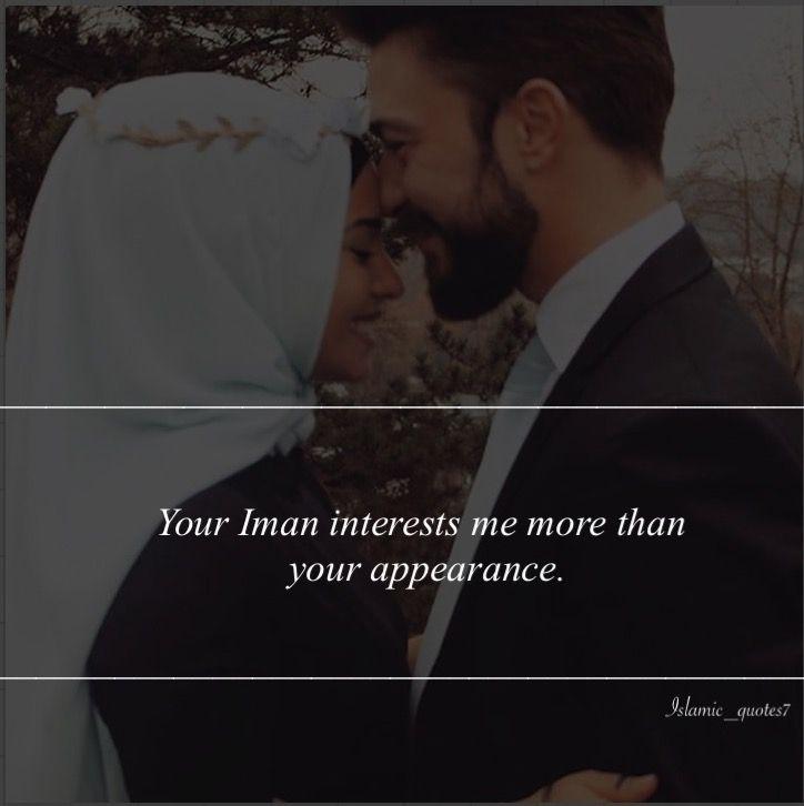 Dating en gift man i islam