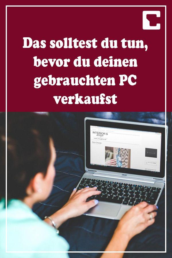 Pc Online Verkaufen