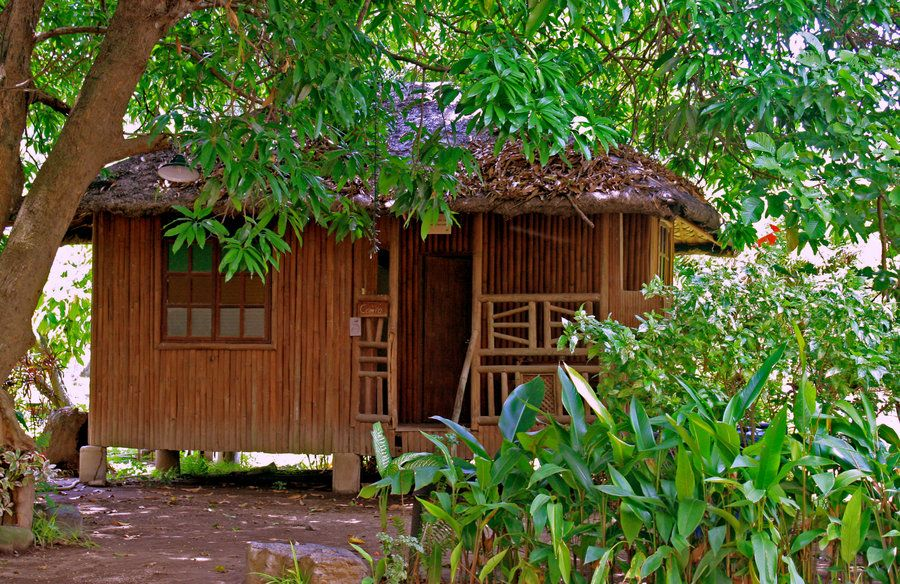 Bahay kubo pictures google search poultry pinterest for Traditionelles thai haus