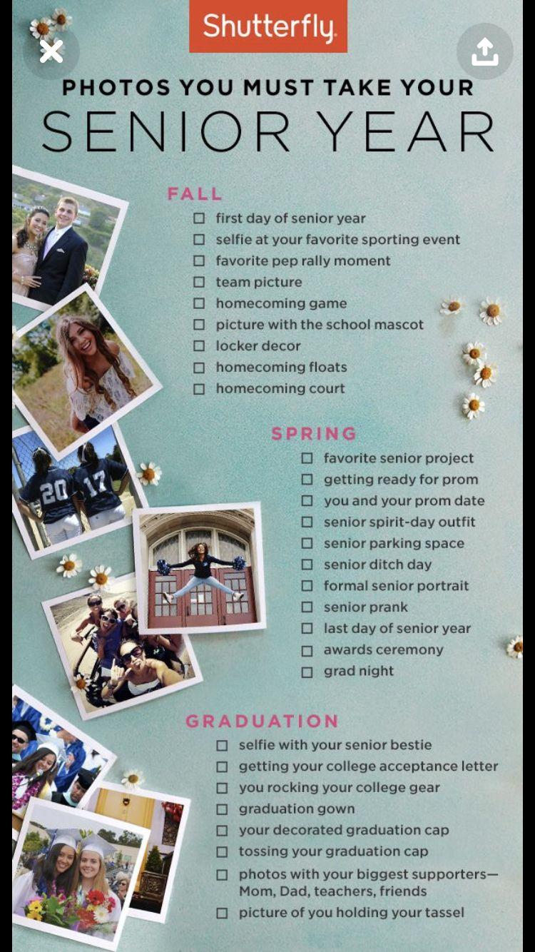 Dating senior year College