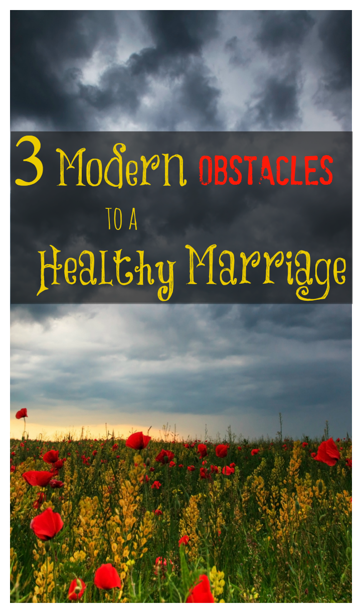 What is blocking single, dating, and married Catholics from achieving a  healthy marriage?