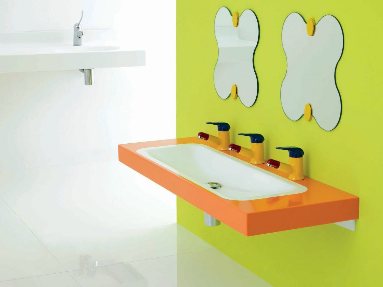 32 Stylish Bathroom Mirror Ideas 2020 Updates Kid Bathroom