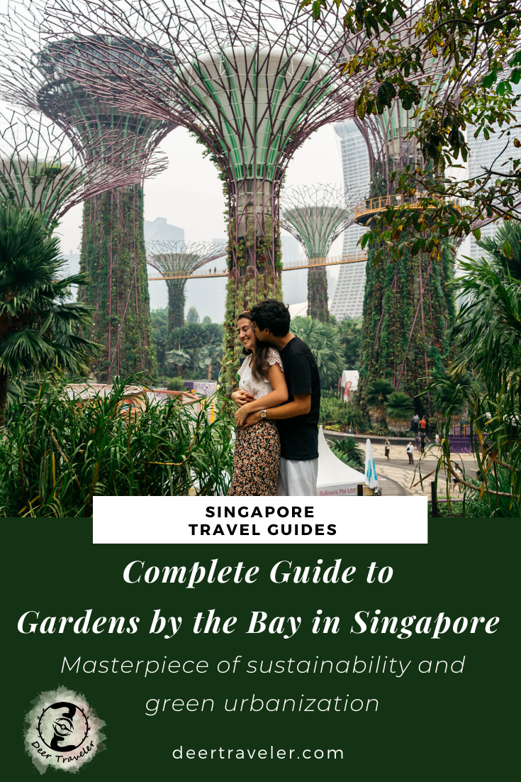 Guide To Gardens By The Bay