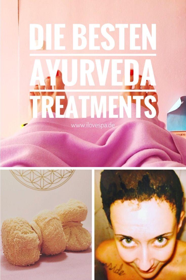 Die besten Ayurveda Treatments – von Ölmassage über Stirnölguss bis hin zur A…