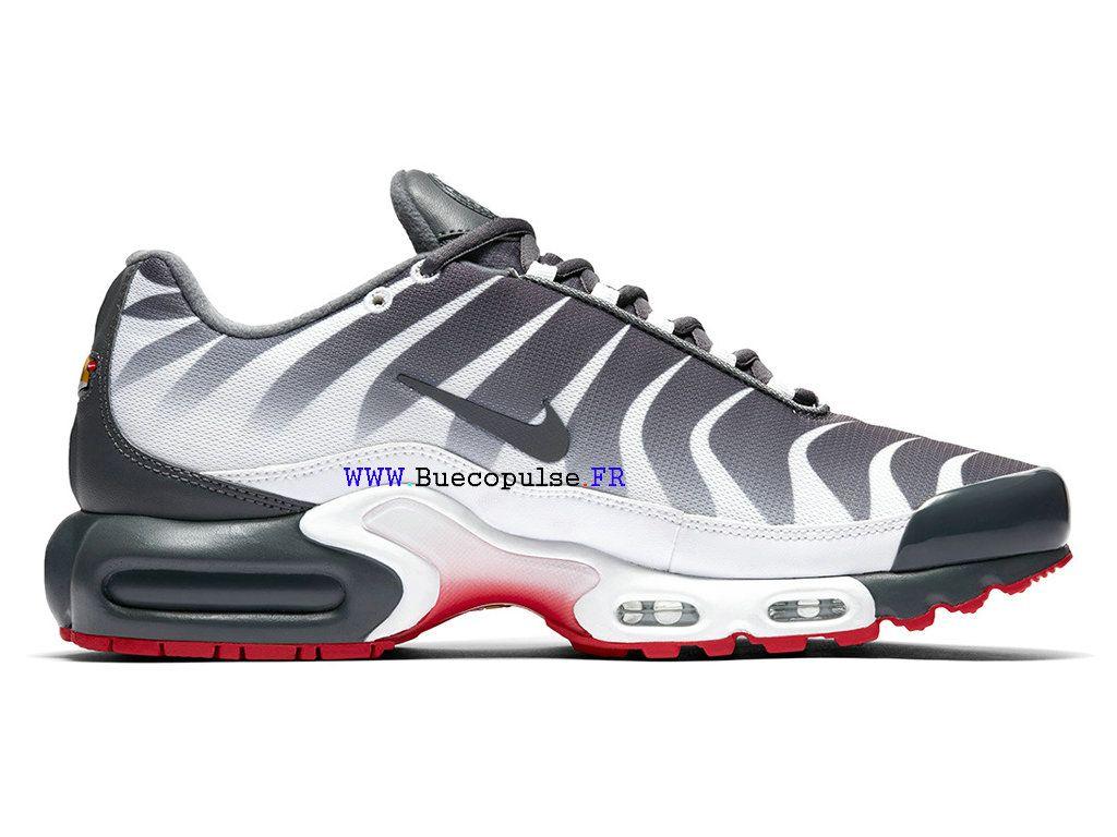 quality design 31a35 dd6d9 2019 Nike Air Max Plus TN SE AQ0237-100 Nouveau Chaussures De Sport Homme  Noir