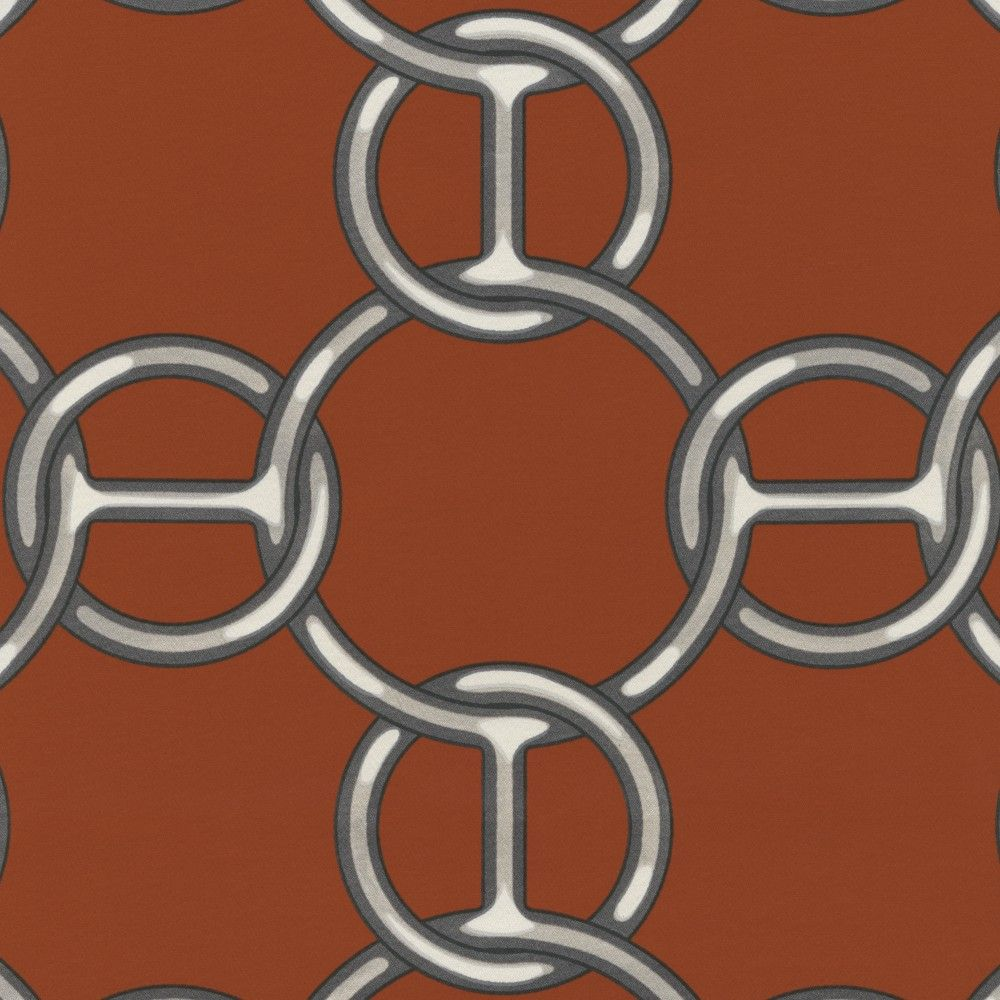 Hermes Fil D Argent Textiles And Wallcovering Pinterest