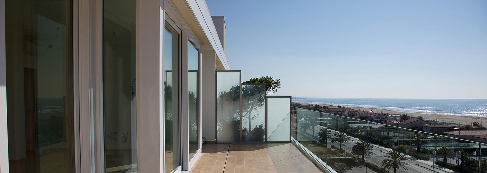 Appartamenti lido di camaiore vista mare. Vista