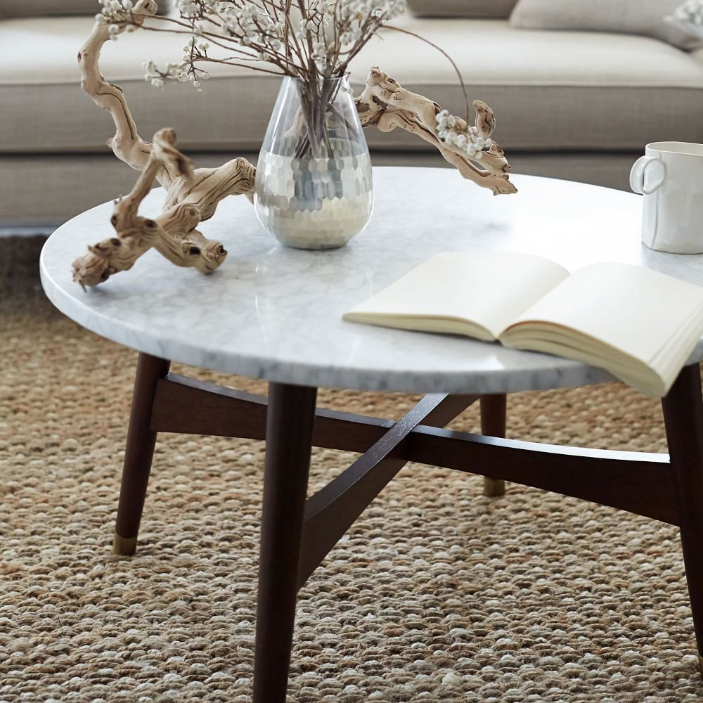 28++ West elm round coffee table marble ideas in 2021