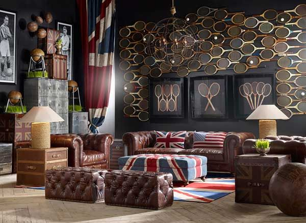chesterfield furniture - Google Search | Decor: Home | Pinterest ...
