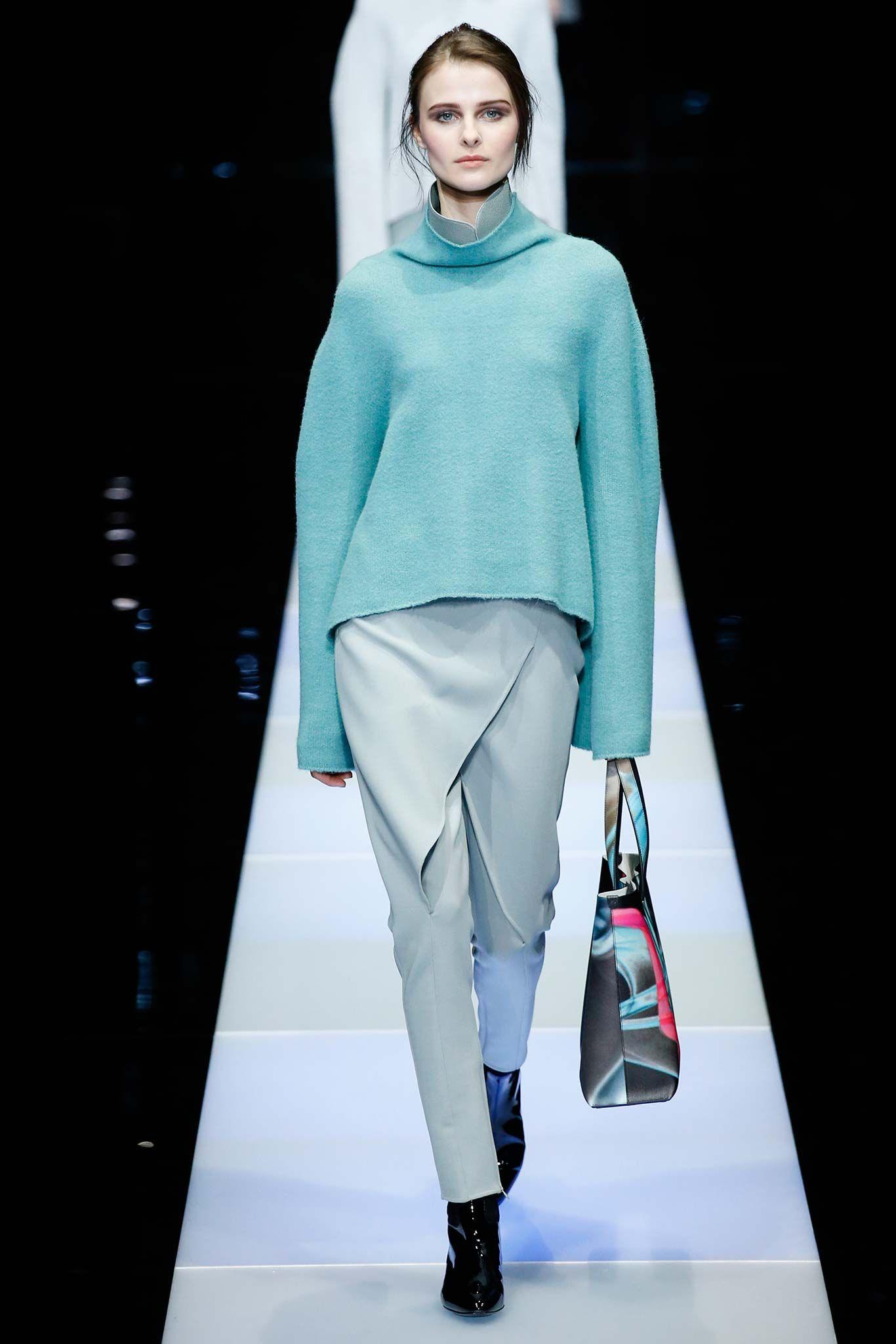 Giorgio Armani - Fall 2015 Ready-to-Wear - Look 28 of 86