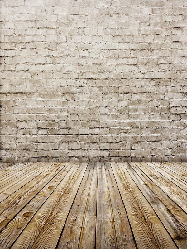 Baby Background Photo Props Studio Photography Backdrops Wood Floor Vinyl  5x7ft