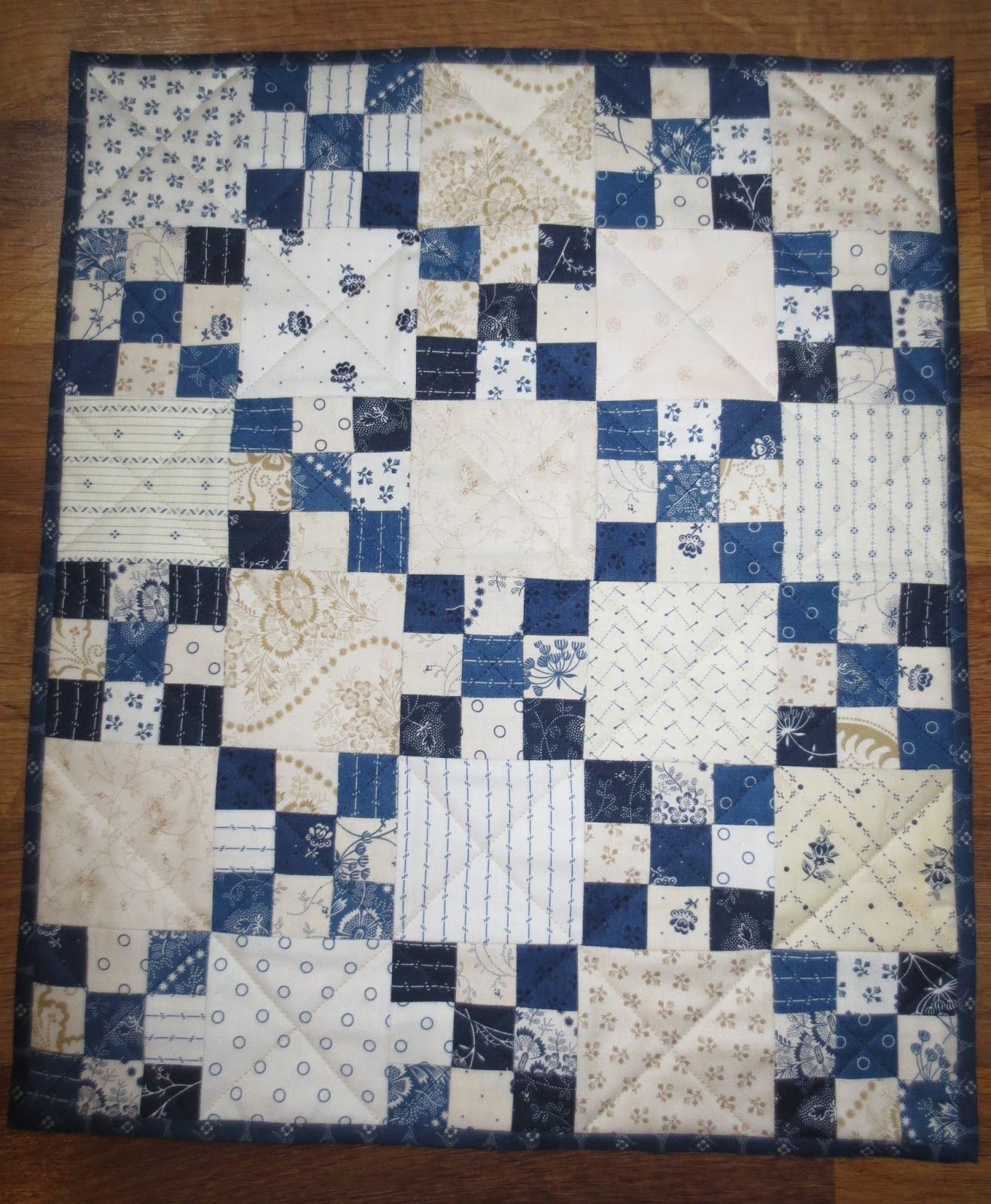 Kindred Quilts: April means... Simply Charming Every Other Month Mini Sew Along!