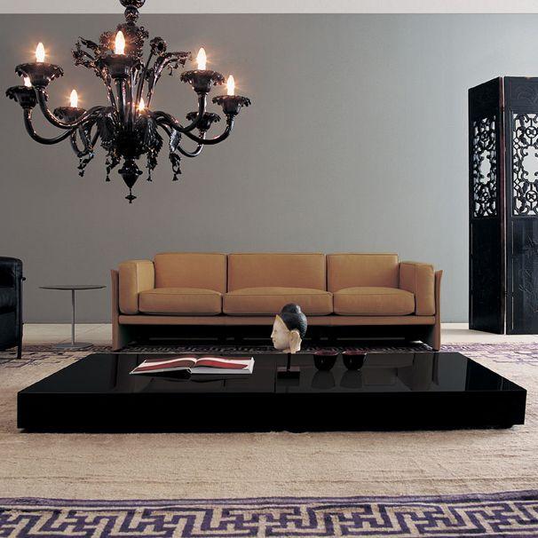 Cassina Duc 3 Seater Sofa | Shop online at ferriousonline.co.uk ...