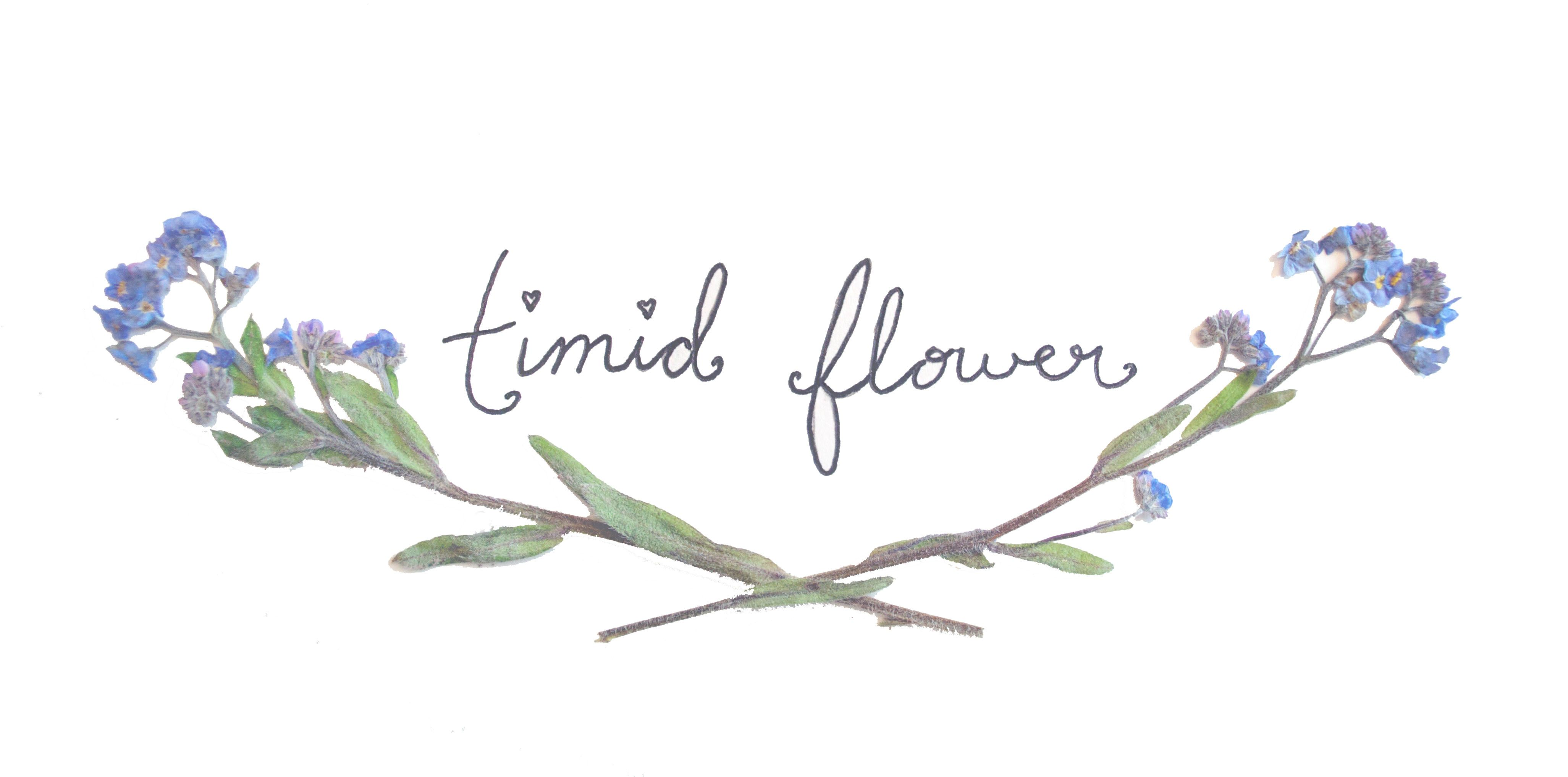 timid flower