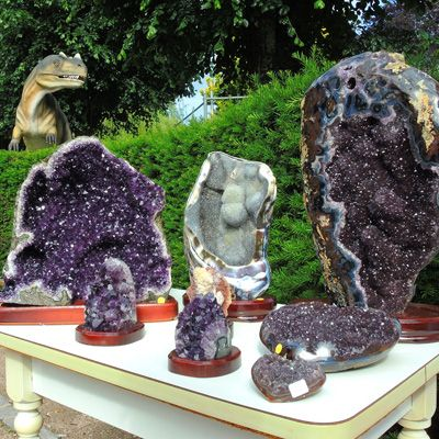 GALERIES PHOTOS | Mineral & Gem