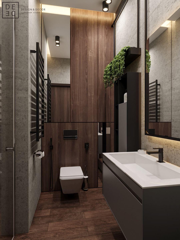 Industrial Home Decor29 Alluring Industrial Decor Studio Ideas Saleprice 38 Washroom Design Bathroom Interior Design Luxury Interior