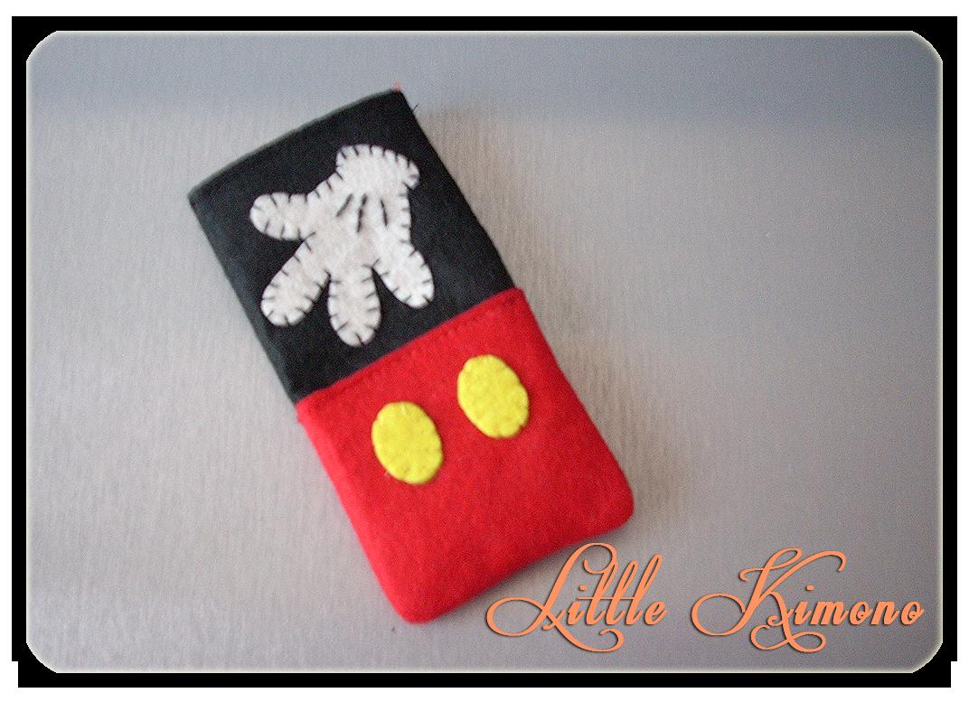 Funda para Móvil · Mouse  ❣ Handmade Little Kimono