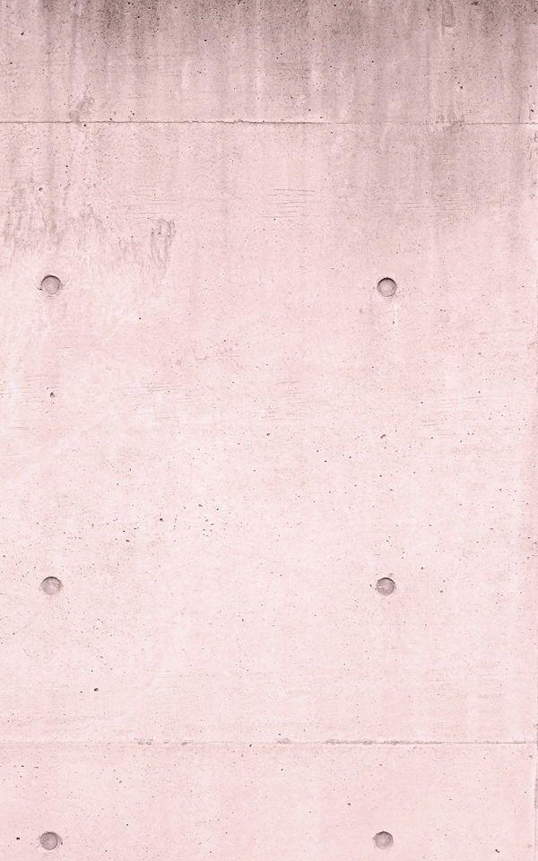Pink Modern Concrete Block Wallpaper Mural Murals Wallpaper In 2020 Mural Wallpaper Faux Brick Concrete Wallpaper