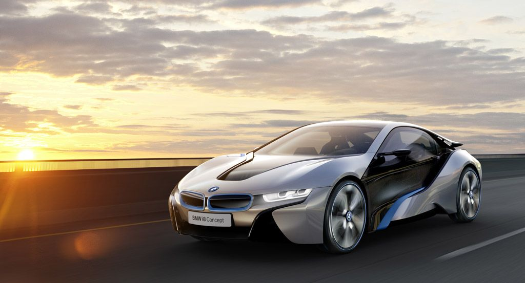 BMW i8 Concept: 78 MPG And 0-60 MPH In Under 5 Seconds | Dream Rides ...