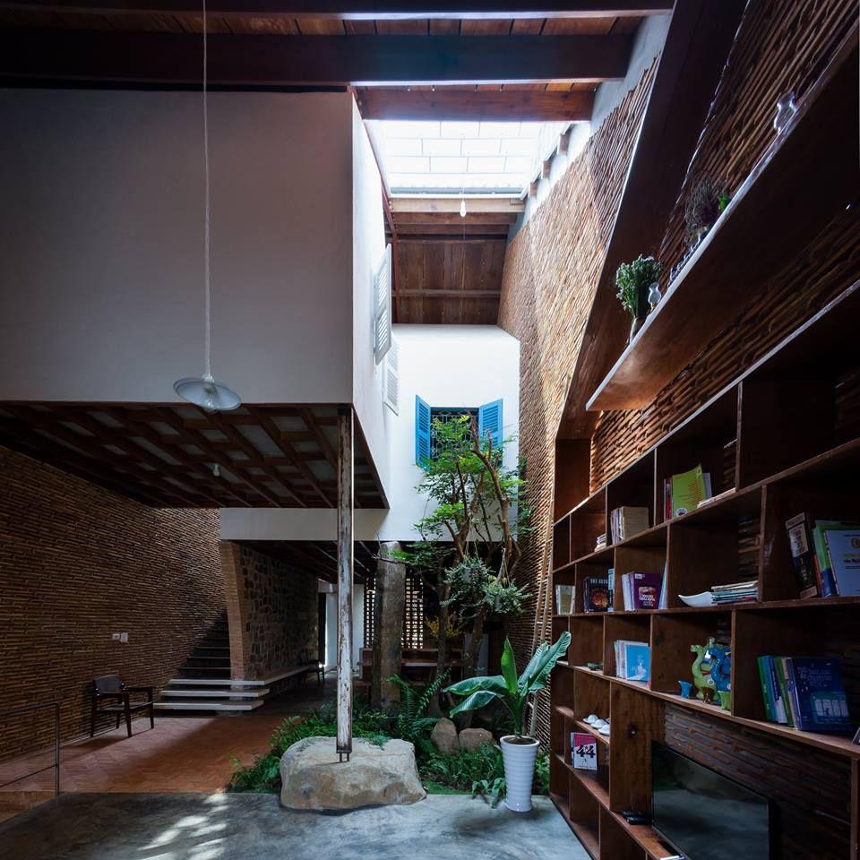 Uncle's House Lâm Đồng 2016 Thiết kế: 3 Atelier