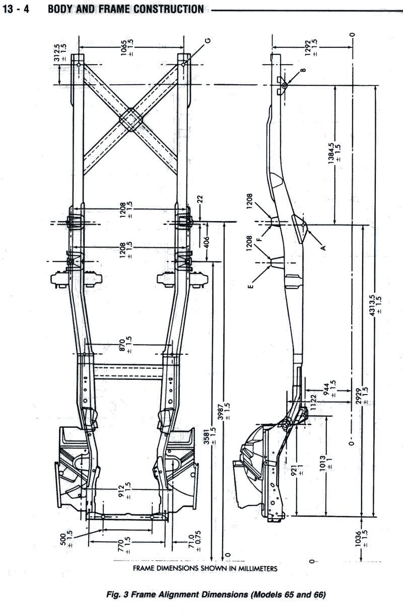 Mj Frame Drawing Jeep Comanche Pinterest Willys Mb Engine Diagram Roll Cage Cherokee Xj Diesel Truck