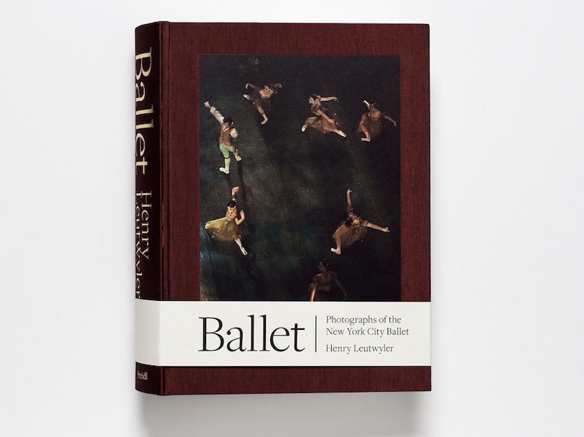 Henry Leutwyler S Beautiful Book Ballet Books City Ballet