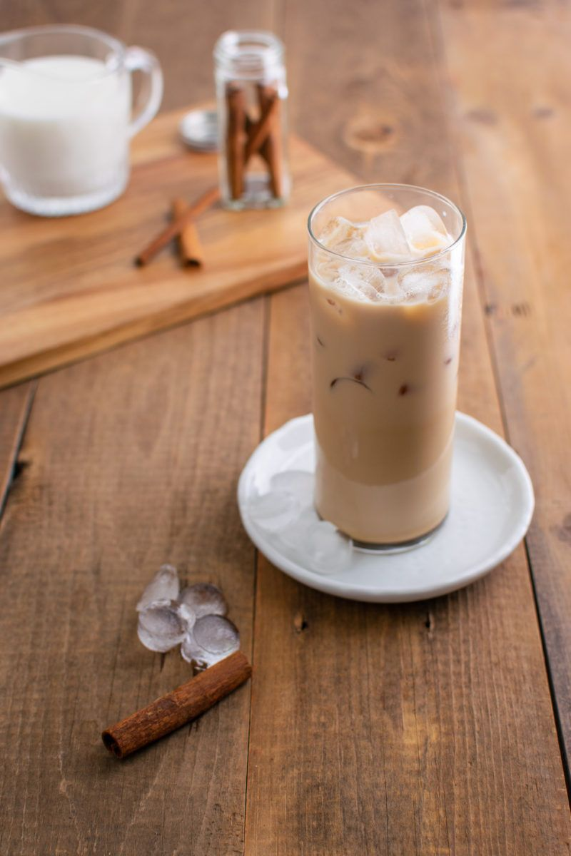 How to make iced chai latte starbucks recipe included