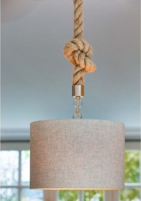 Details zu Light & Living * maritime Pendel Lampe