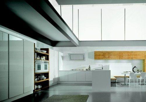Lovely 16 Contemporary Kitchen Designs U2013 Contempora Kitchens By Aster Cucine : 16 Modern  Kitchen Designs Contempora Kitchens By Aster Cucine With White Wall ... Home Design Ideas