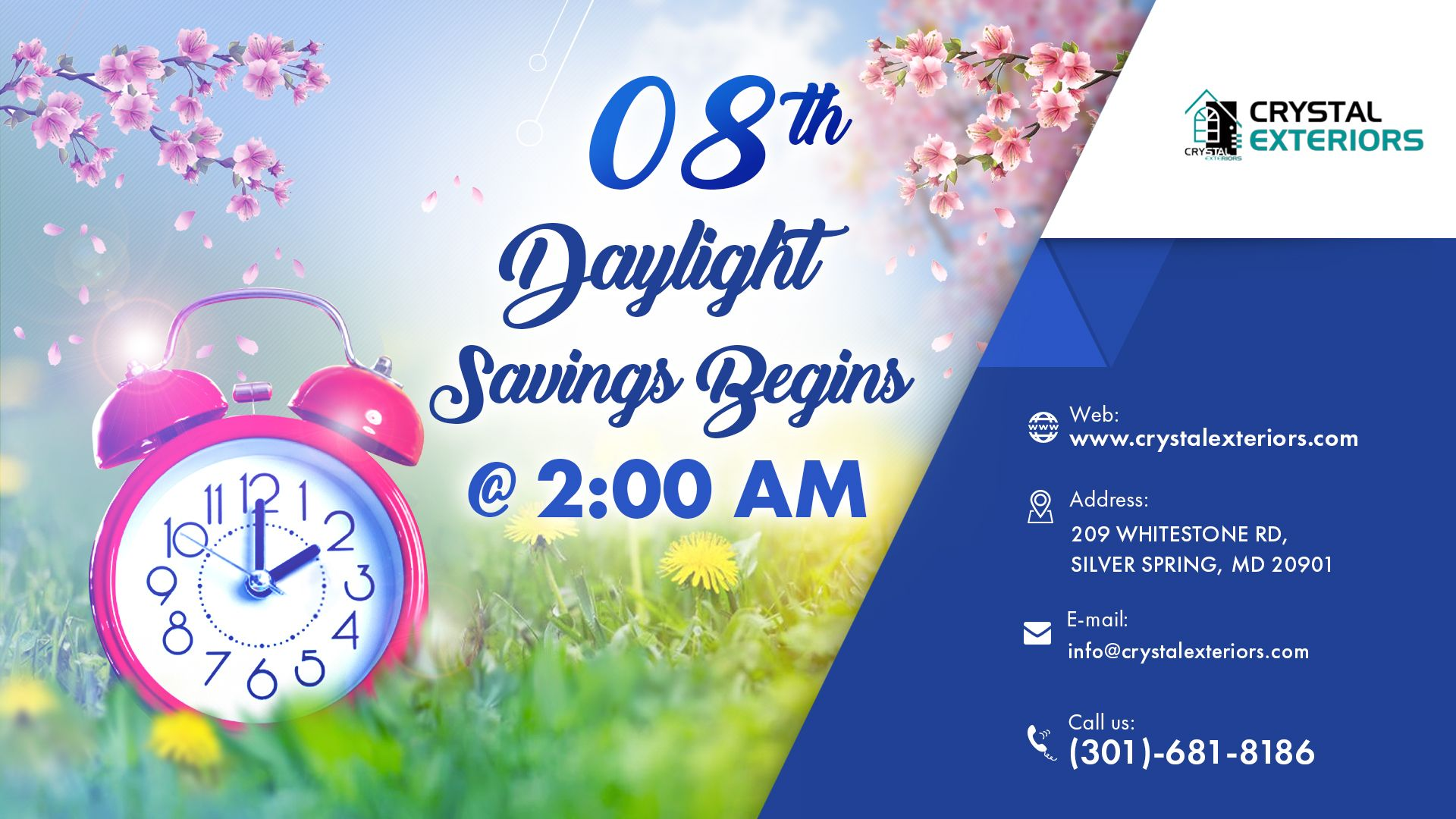 It S Time To Set Your Clock 1 Hour Ahead Again This