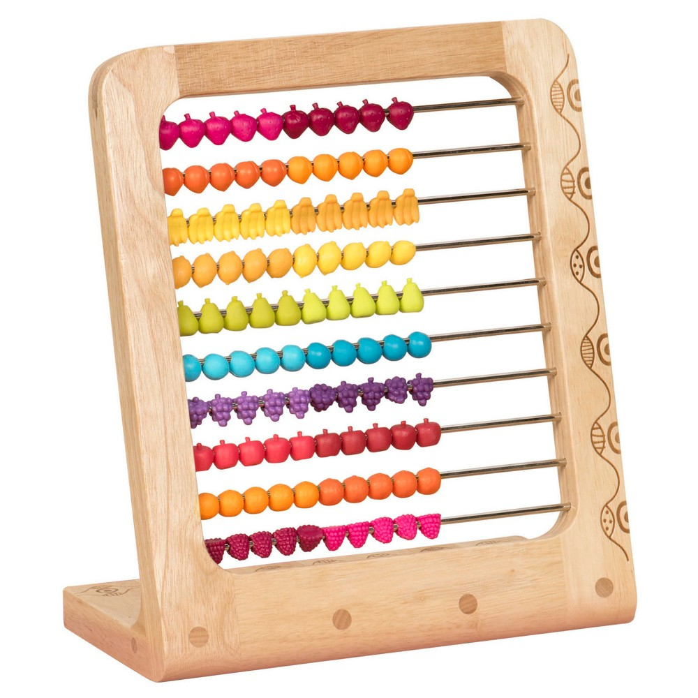 b. two-ty fruity - wood abacus in 2019 | products | toys