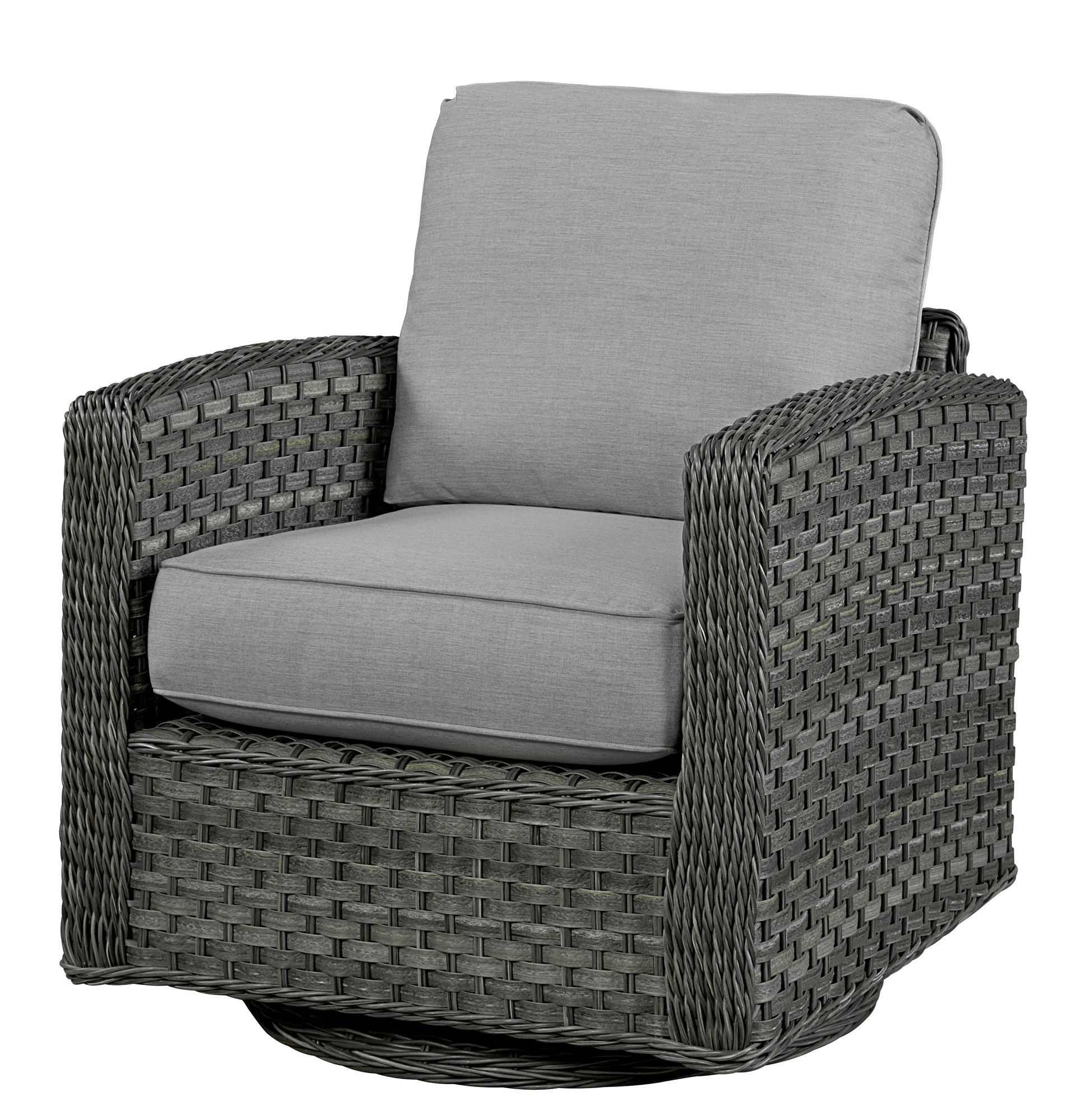 Wildon Home Swivel Glider Chair With Cushion Reviews Wayfair