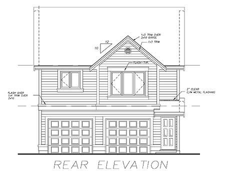Plan 88336sh Cottage Guest Suite Carriage House Plans Carriage House House Plans