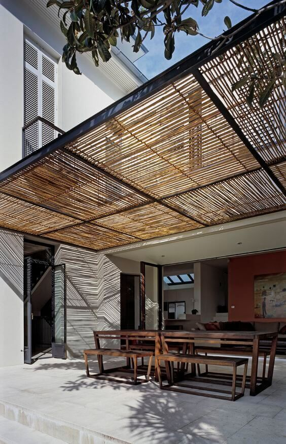 Photo of # Diseños de pérgola en el patio trasero # Diseños de pérgola # Diseños de pérgola Arquitectura #Pergol …