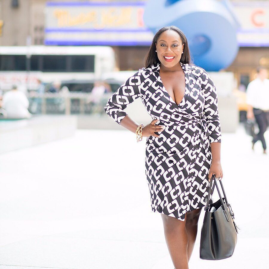 Today's #MyPowerOutfit  @genevasthomas of @jawbreakernyc and @bravotv's #BloodSweatHeels. Read her full story at Levo.com (click the link in our bio!)