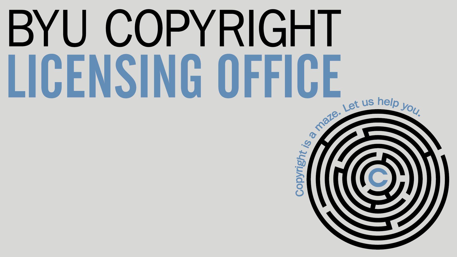 Copyright Licensing Office Tech company logos, Company