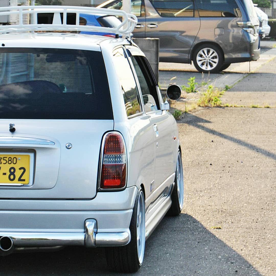 Pin By Julian Wicaksono On Subculture Daihatsu Car Mini Cooper