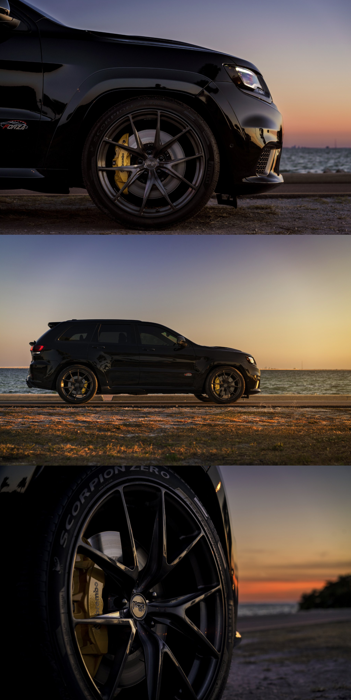 Extremely Exotic Jeep Grand Cherokee Inspiration! Blacked