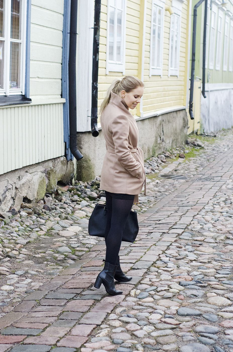 found a perfect wool coat from ted baker ♥ #lovedahelsinki #tedbaker #ootd #outfit #style #FW