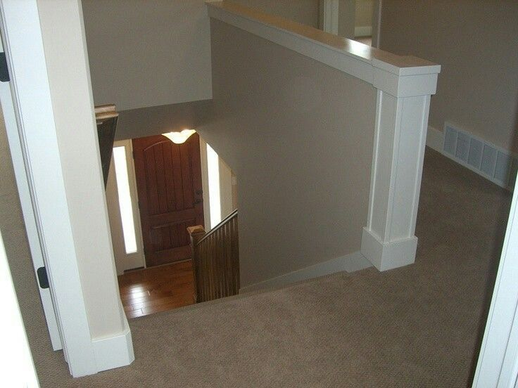 4 Easy Diy Ways To Finish Your Basement Stairs Half