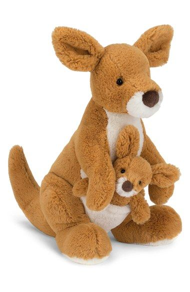 Jellycat Kylie Kangaroo Stuffed Animal At Nordstrom Com This