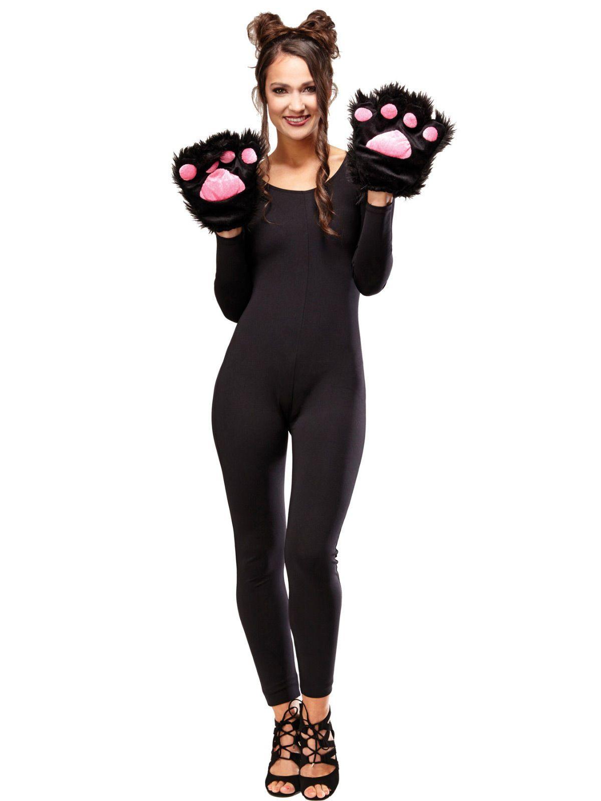 Perücke Miezekatze Karneval Fasching Katze Tier