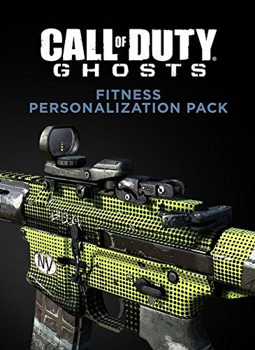 #Call #Duty #Fitness #Game #GHOSTS #of #Pack