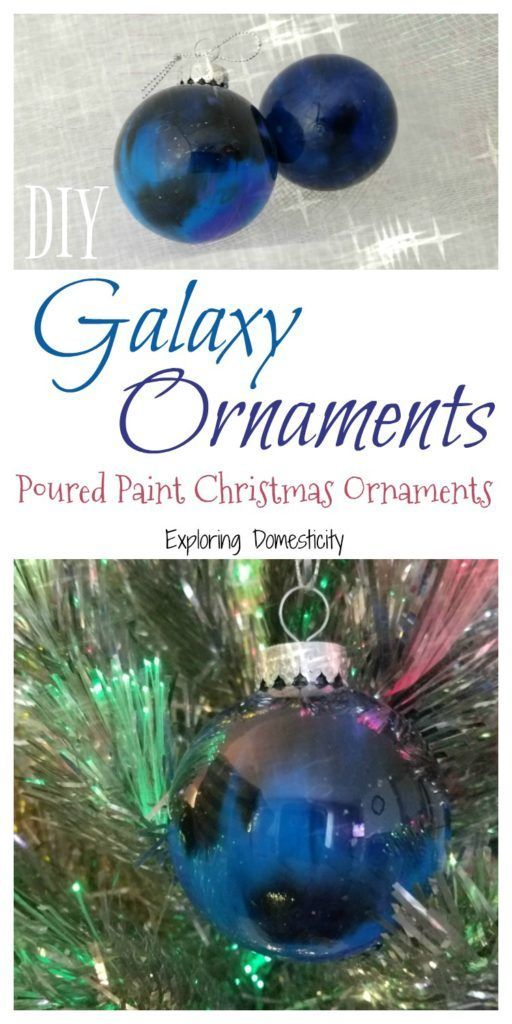 Christmas Craft Easy and inexpensive Christmas craft with acrylic paint and Dollar Tree ornaments Customize your own Christmas decorations in no time