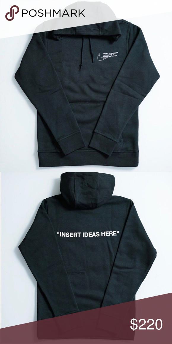 nike hoodie collab