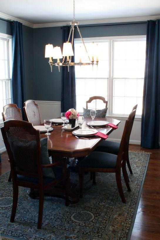 Mercer Blue-Eddie Bauer Home.